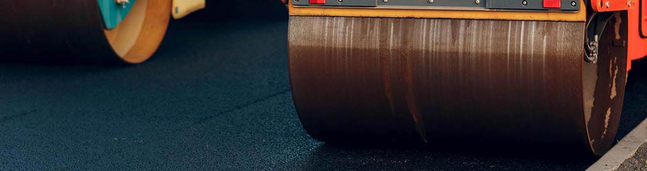 chip sealing driveway